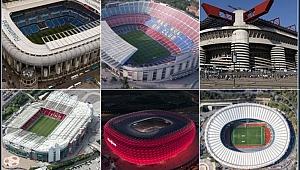 Dünyanın en iyi stadyumları belli oldu