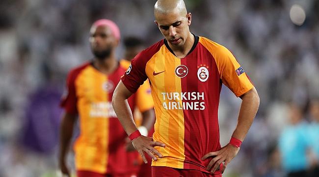 Feghouli'den Galatasaray'a şok talep