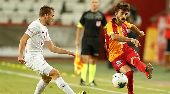Galatasaray'a 90+2'de şok! 4 gol...