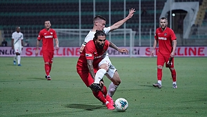 Gaziantep FK'nın 7 maçlık hasreti tek golle bitirdi!