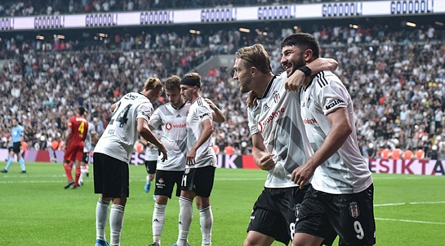 Gençlerbirliği-Beşiktaş muhtemel 11'ler