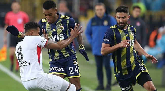 Gençlerbirliği - Fenerbahçe muhtemel 11'ler