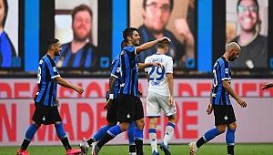 Inter'in acıması yok! 6 gollü zafer