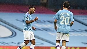 Manchester City, Newcastle'a hiç acımadı! 5 gol...