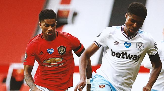 Manchester United avantajı tek golle kaptı