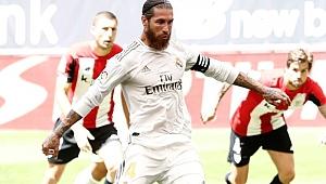 Real'i 'Kaptan Ramos' uçuruyor
