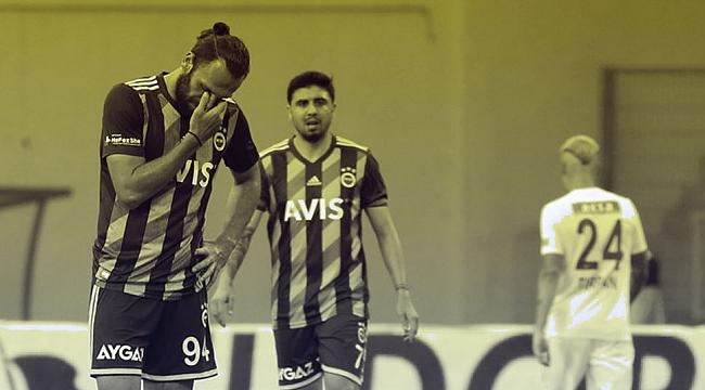 Süper Lig'de sezonun en büyük hayal kırıklığı