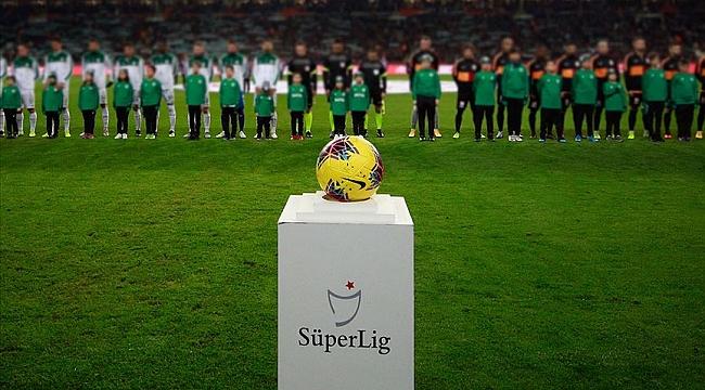 Süper Lig'de yeni sezon açıklandı