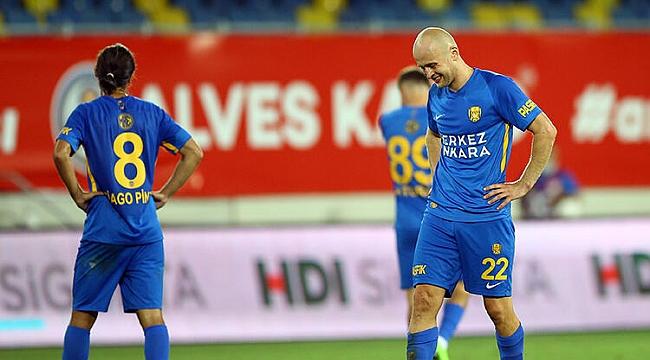 Süper Lig'e ilk veda: Ankaragücü