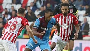 Trabzonspor - Antalyaspor muhtemel 11'ler