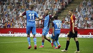 Trabzonspor takibi 3 golle sürdürdü!