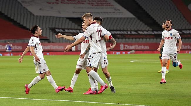 Türkiye Kupası'nda şampiyon Trabzonspor!