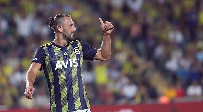 Vedat Muriqi'den transfer açıklaması geldi