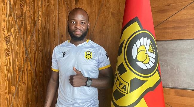 Yeni Malatyaspor Lukoki'yi transfer etti