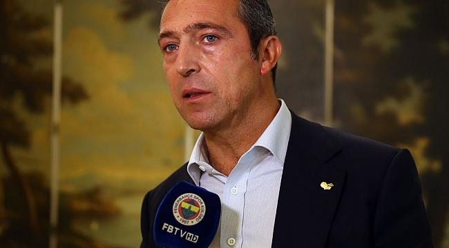 Ali Koç'tan Galatasaray'a cevap