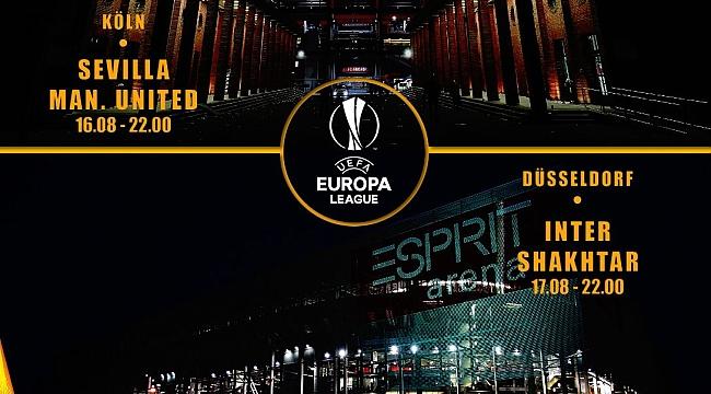 Avrupa Ligi'nde yarı final programı