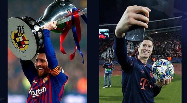 Barcelona - Bayern maçının iki kilit ismi
