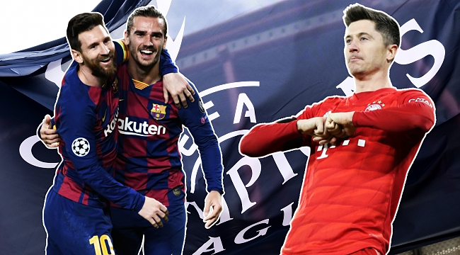 Barcelona - Bayern Münih muhtemel 11'ler