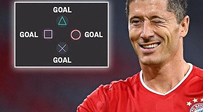 Bayern'den rekorlarla gelen zafer