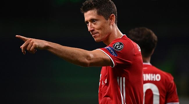 Bayern Münih, Şampiyonlar Ligi'nde finalde!