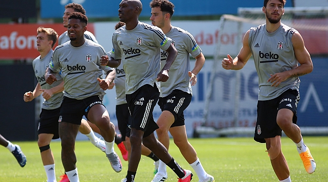 Beşiktaş'ın PAOK kadrosu açıklandı