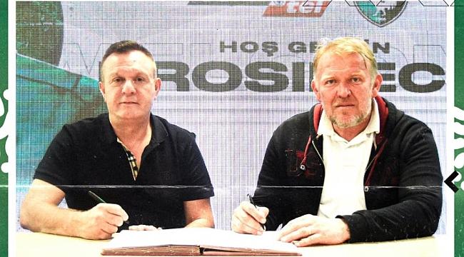Denizlispor'un yeni hocası Prosinecki oldu
