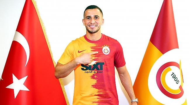 Galatasaray 5. transferi açıkladı