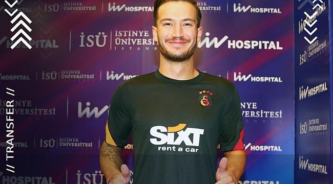 Galatasaray ikinci transferi de açıkladı