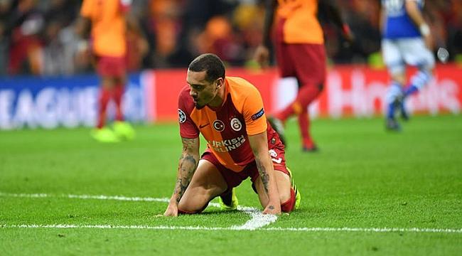 Galatasaray, Maicon'un ayrılığını açıkladı
