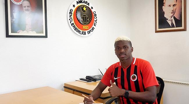 Gençlerbirliği Diallo ile yollarını ayırdı