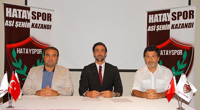 Hatayspor'un yeni teknik direktörü Ömer Erdoğan oldu