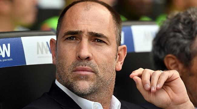 Igor Tudor, Juventus'a döndü! Pirlo ile...