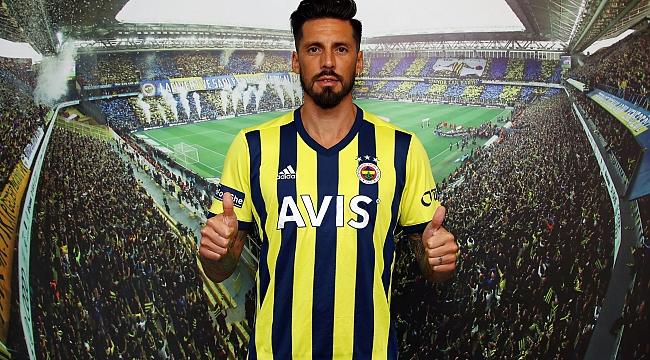Jose Sosa'dan Fenerbahçe sözleri