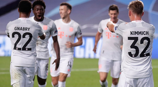 Lyon - Bayern Münih muhtemel 11'ler