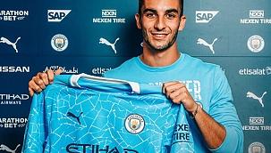 Manchester City ilk transferini gerçekleştirdi