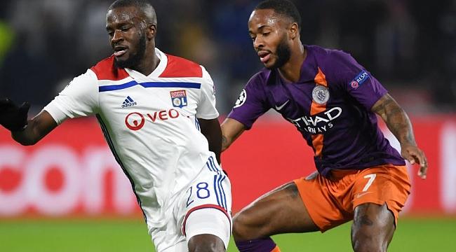Manchester City - Lyon muhtemel 11'ler