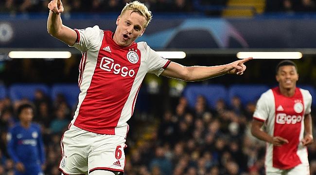 MANU'ya 'Yeni Hollandalı'! Ajax'tan...