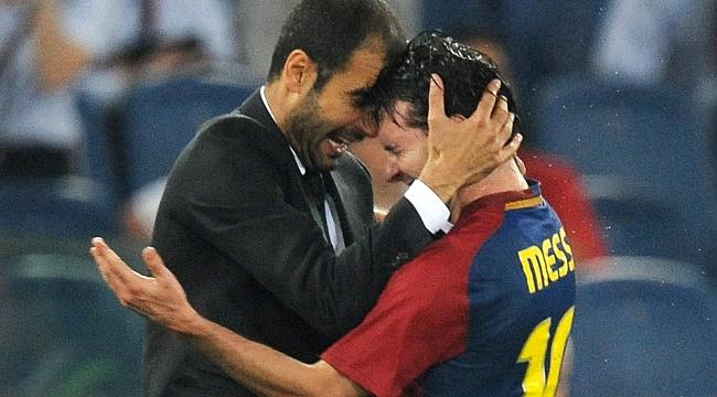 Müthiş ilişki: Guardiola & Messi