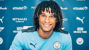 Nathan Ake yarışını Manchester City kazandı