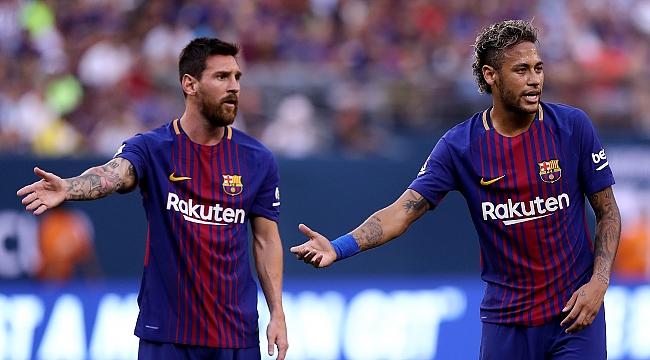 PSG'den Messi için transfer açıklaması!