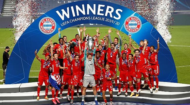 Şampiyonlar Ligi'nde şampiyon Bayern