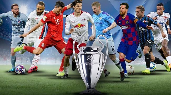 Şampiyonlar Ligi'nde şampiyonluk ihtimalleri
