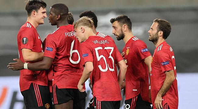 Sevilla - Man. United muhtemel 11'ler