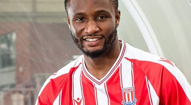 Stoke City, John Obi Mikel'i transfer etti