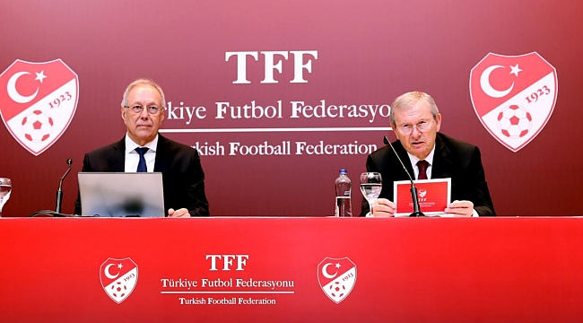 TFF'den iki istifa kararı