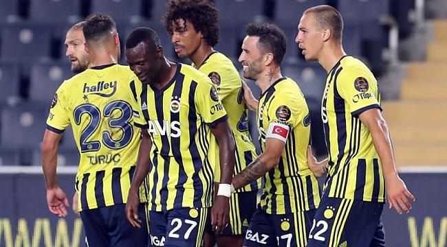 Thiam fırtınası! Fenerbahçe rahat kazandı