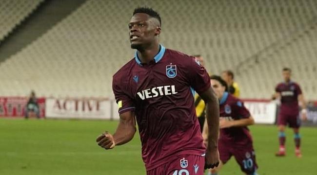 Trabzonspor'a Ekuban için resmi teklif yapan takım