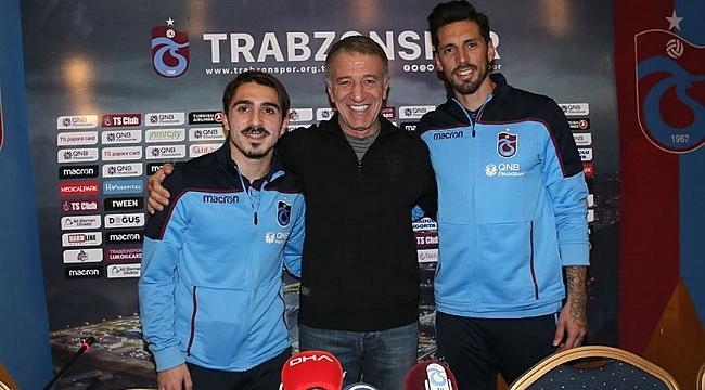 Trabzonspor Sosa'da mutlu sona çok yakın