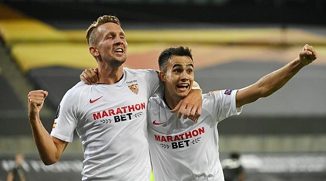 United kaçırdı, Sevilla finale yükseldi!