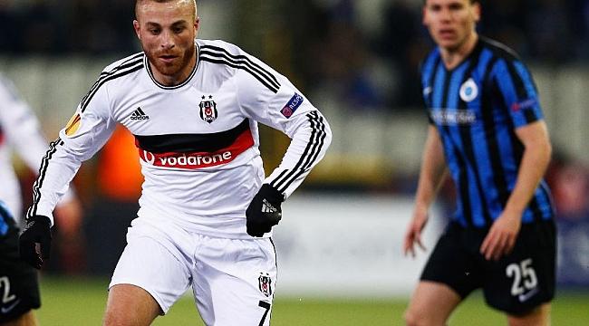Transfer! 1 yıl aradan sonra Beşiktaş'a geri döndü